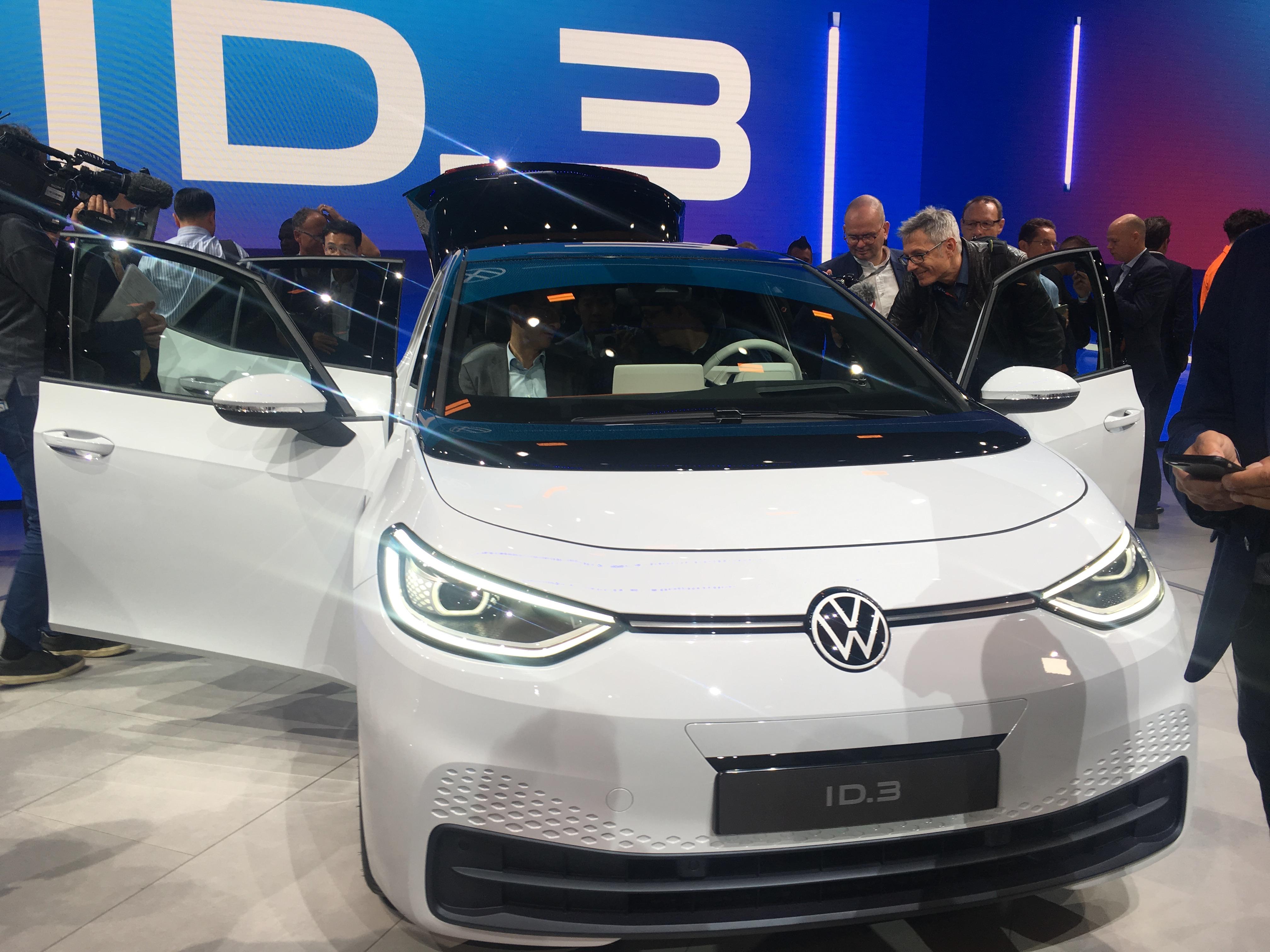 Volkswagen ID.3 l'elettrica per tutti – Dossier
