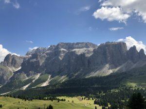 Massiccio del sella Dolomiti