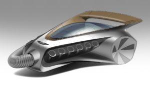 Dyson auto elettrica