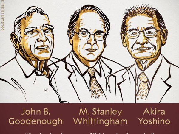 Premio Nobel per la Chimica 2019