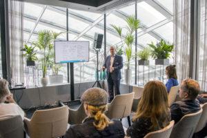 Seminario Hydrogen society londra 2019