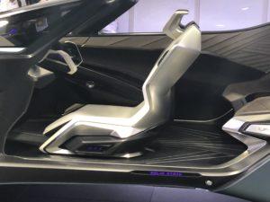 Lexus LF-30 prototipo batterie litio stato solido