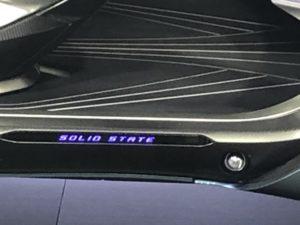 Scritta Lexus Stato Solido