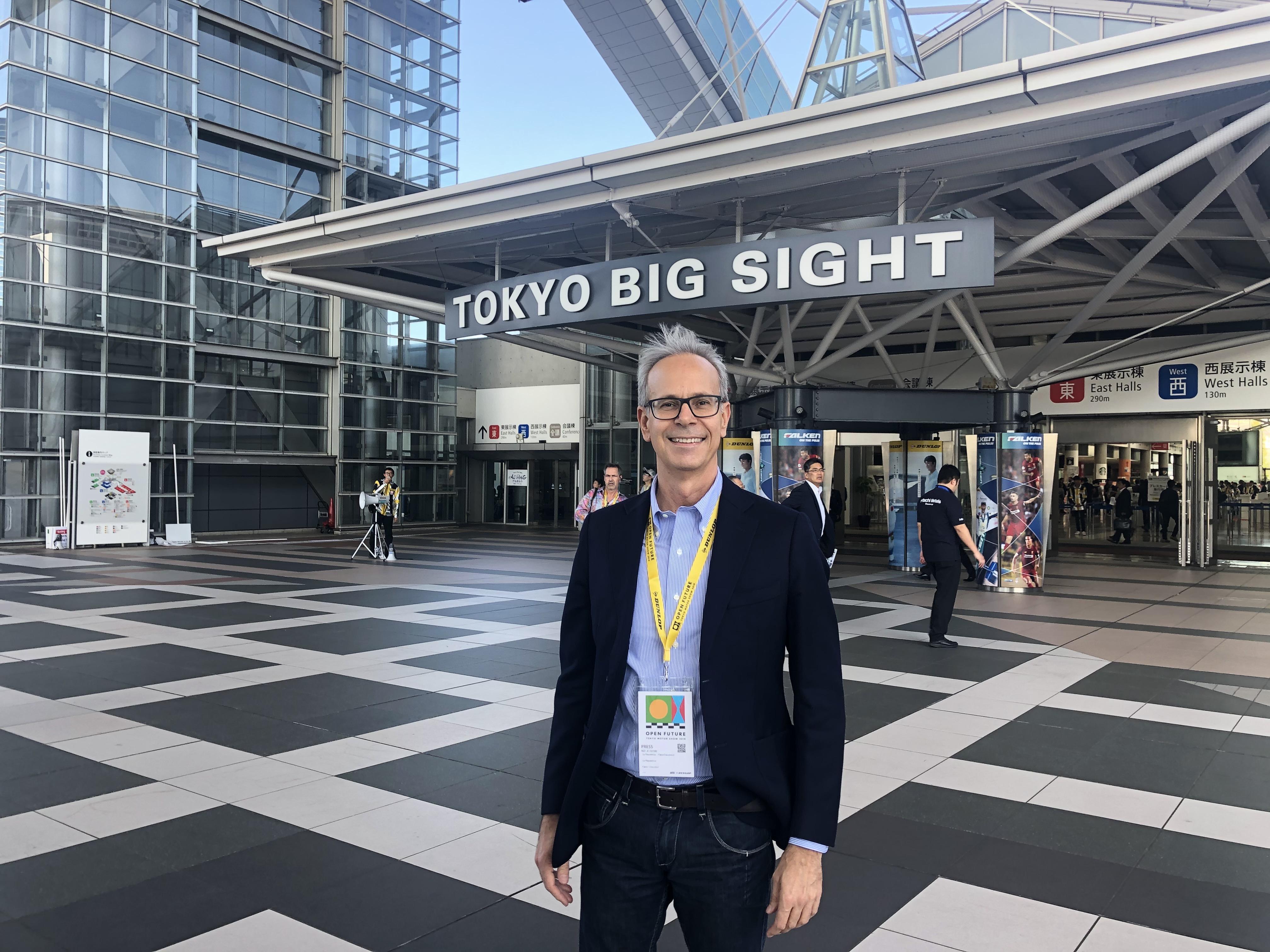 Le mie tre scelte di tecnologia al Salone dell'auto di Tokyo 2019