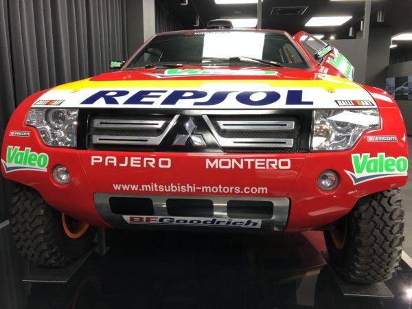 Mitsubishi Pajero Parigi Dakar