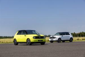 Doppia Honda e gialla e bianca