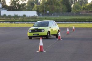 Honda e dinamica birilli