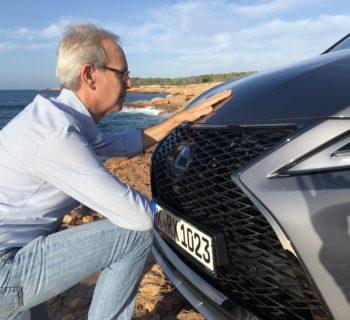 Lexus Rx Hybrid 2020, la mia prova della prima auto diventata ibrida nella storia – faccia a faccia