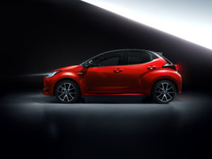 Toyota Yaris 2020 laterale