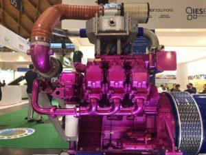Motore rosa ad Ecomondo Key Energy 2019