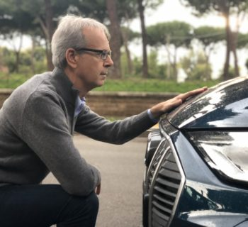 Audi e-tron elettrica, dal deserto di Abu Dhabi alla pioggia di Roma – la mia prova faccia a faccia