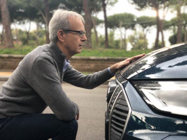 Foto Faccia a faccia FO Audi e-tron 2019