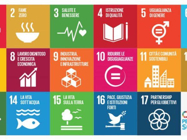 Obiettivi sviluppo sostenibile ONU in italiano