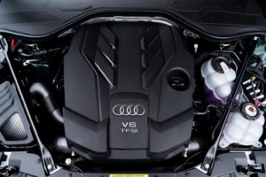 Audi motore V6
