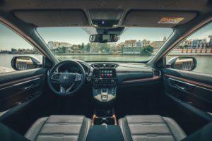 Honda CR-V Hybrid interni