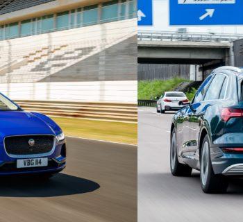 Audi e Jaguar come la Tesla, l'aggiornamento software fa notizia