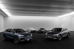 Audi elettriche