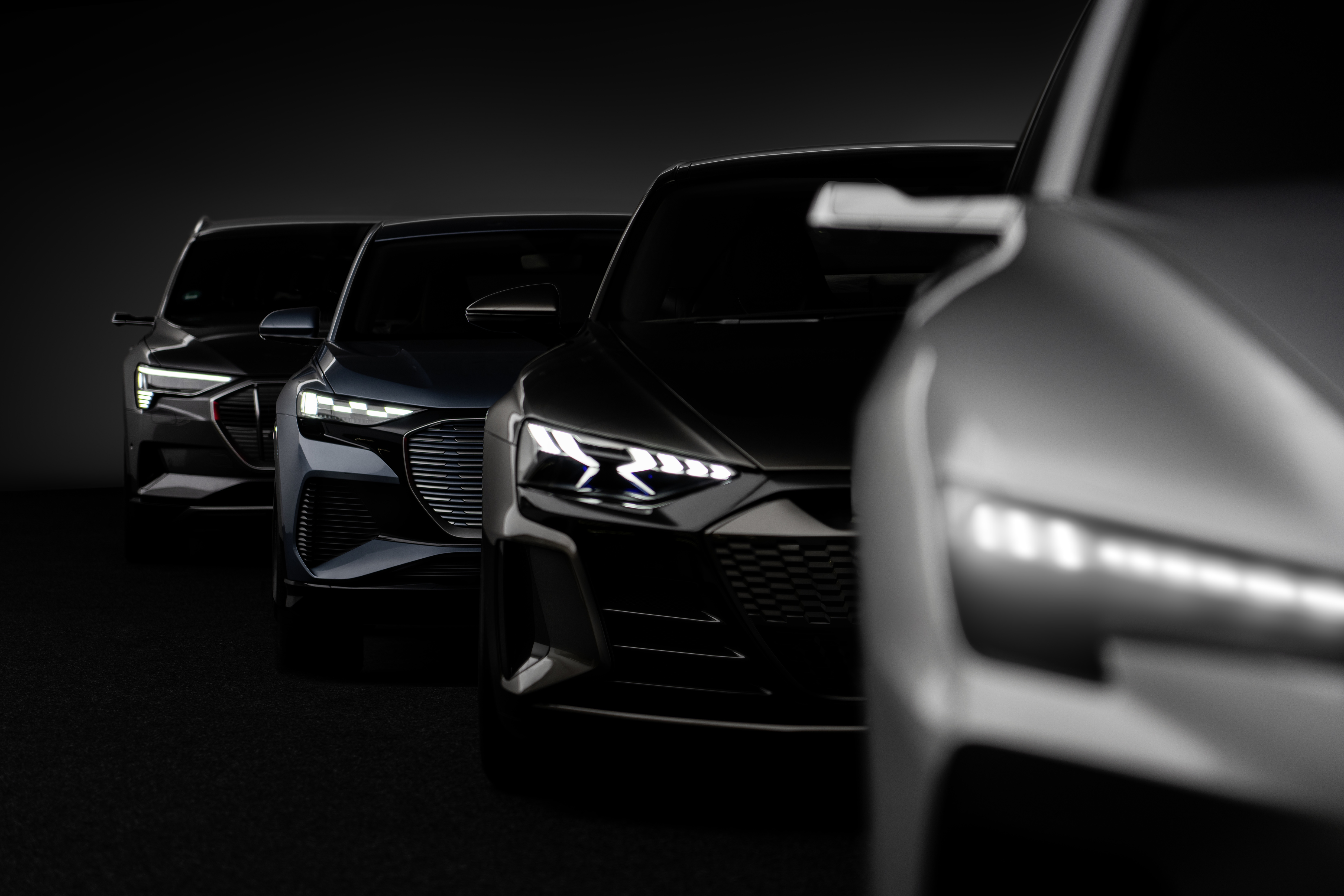 Audi, l'elettrificazione è la massima priorità