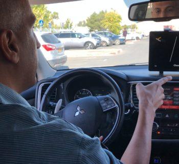 Visible zone, l'auto vede il pedone anche se è nascosto