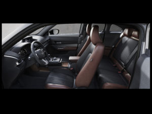 Mazda MX-30 interni