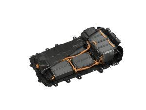 Mazda MX-30 batteria