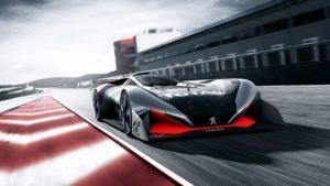 Peugeot Le-Mans Hypercar