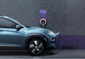 Hyundai Kona elettrica con judice Box Enel X