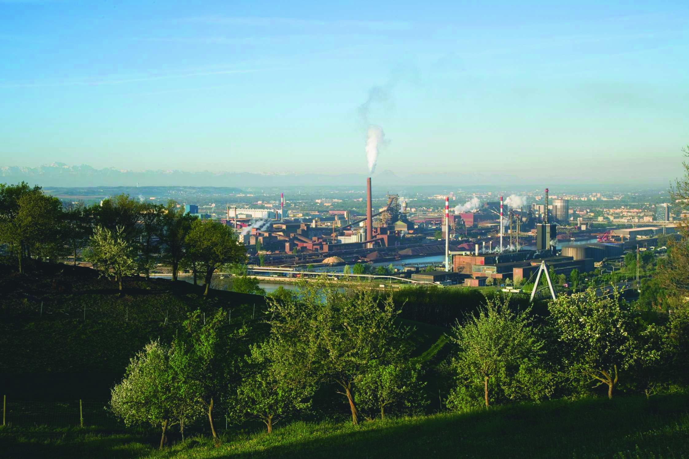 Idrogeno e acciaio, futuro energetico e industriale in Austria vanno a braccetto