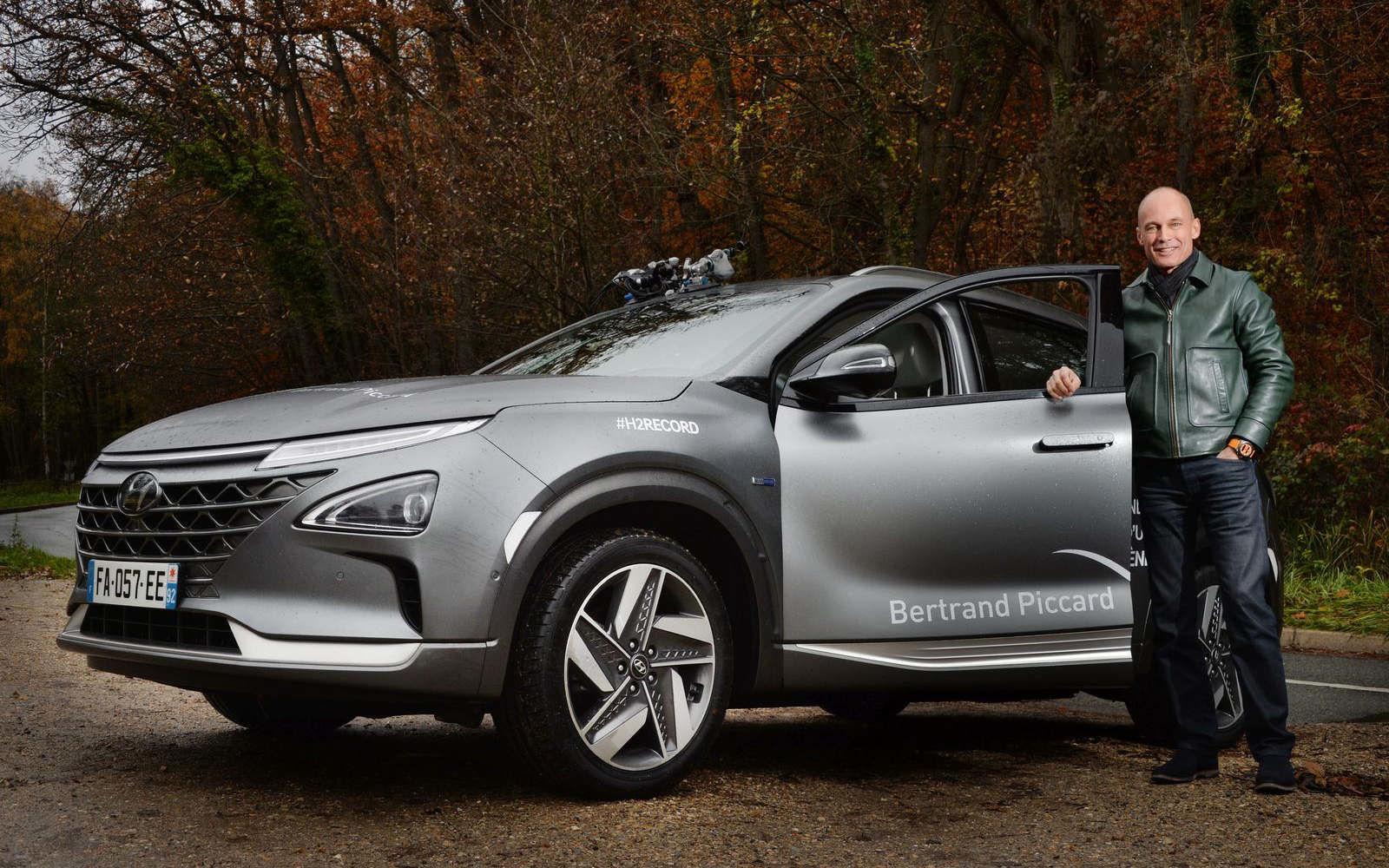 Hyundai Nexo, 778 km con un pieno nella Francia che guarda all'idrogeno
