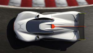 Pininfarina GreenGT H2 concept