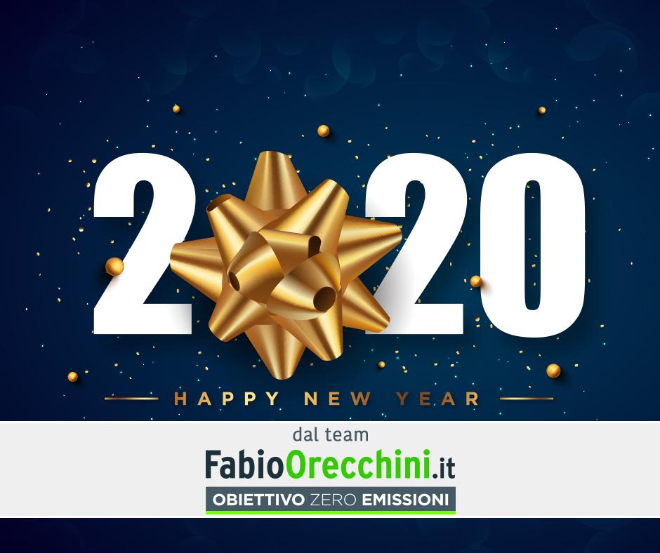 Auguri di Buon 2020!!