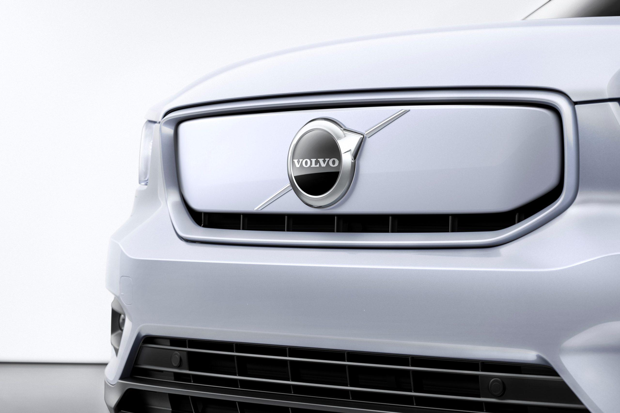 Volvo XC40 Recharge, la prima completamente elettrica