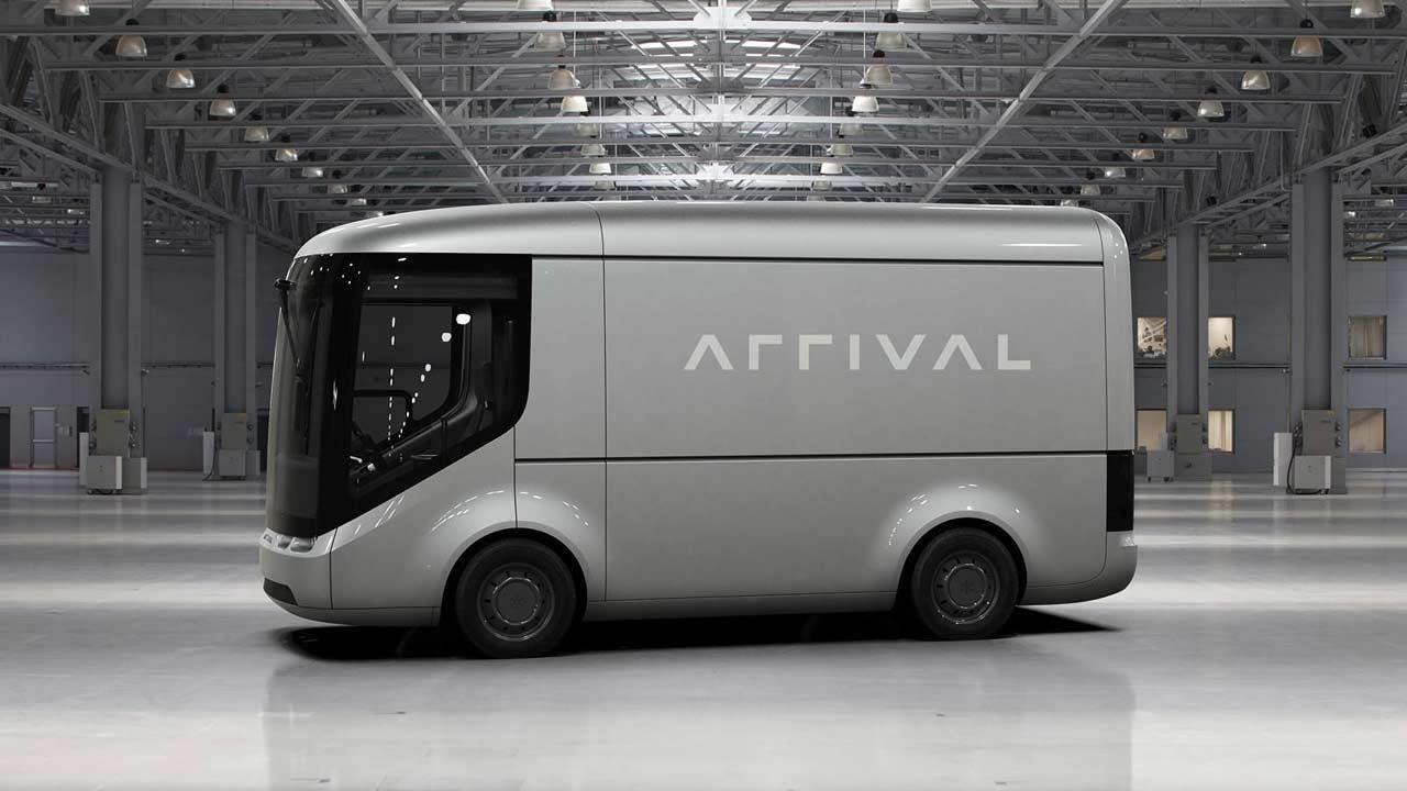 Kia, insieme a Hyundai investe 100 milioni su Arrival per i PBV elettrici