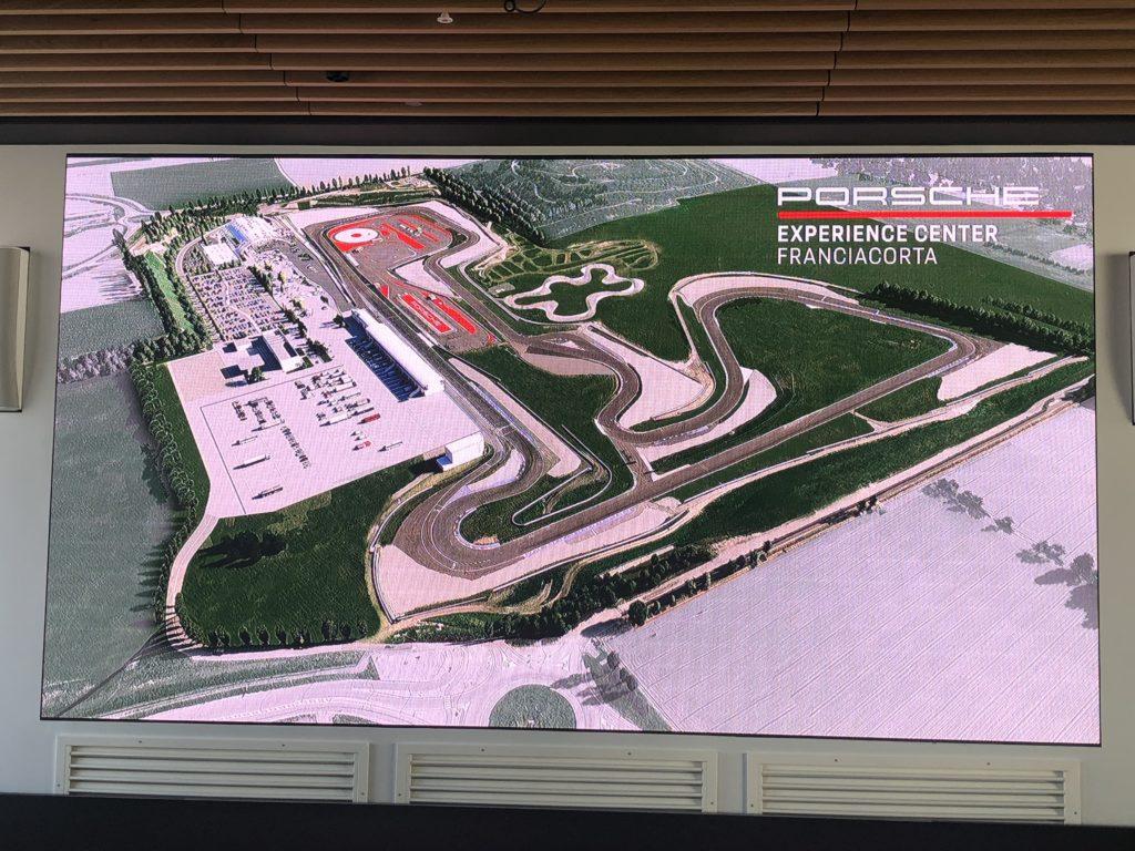 Circuito Franciacorta Porsche Experience Centre