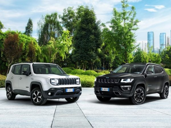 Jeep Renegade & Compass 4Xe