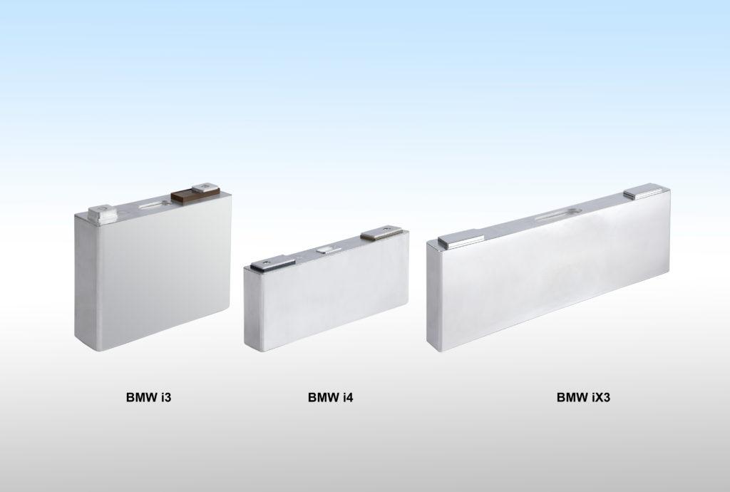 BMW Serie 7 batterie
