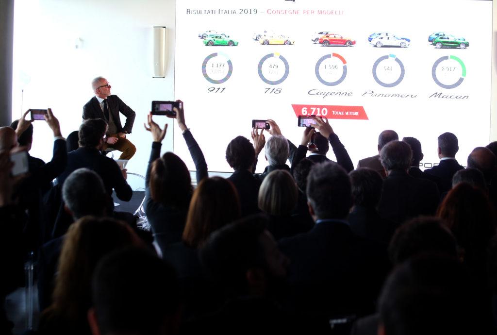 Pietro Innocenti risultati Porsche 2019