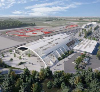 Porsche Experience Centre Franciacorta, nasce lo stadio della Porsche