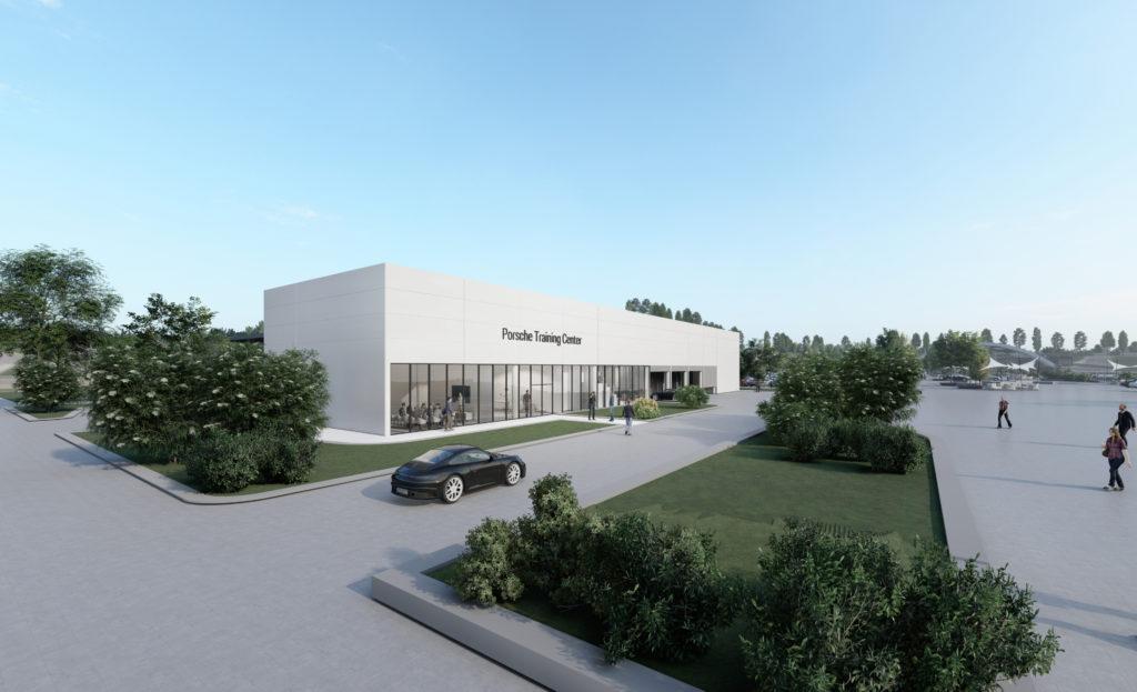Training Centre porsche experience centre Franciacorta