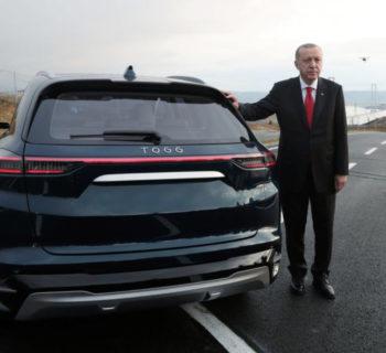 TOGG, la Turchia di Erdogan presenta la sua auto elettrica