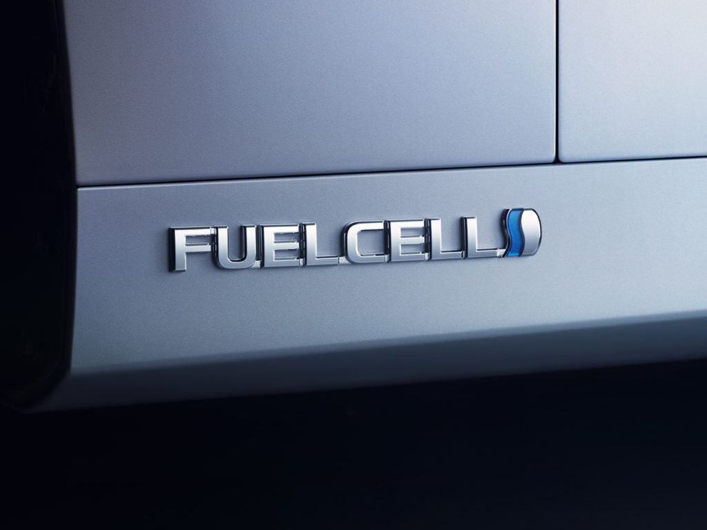 fuel cell badge