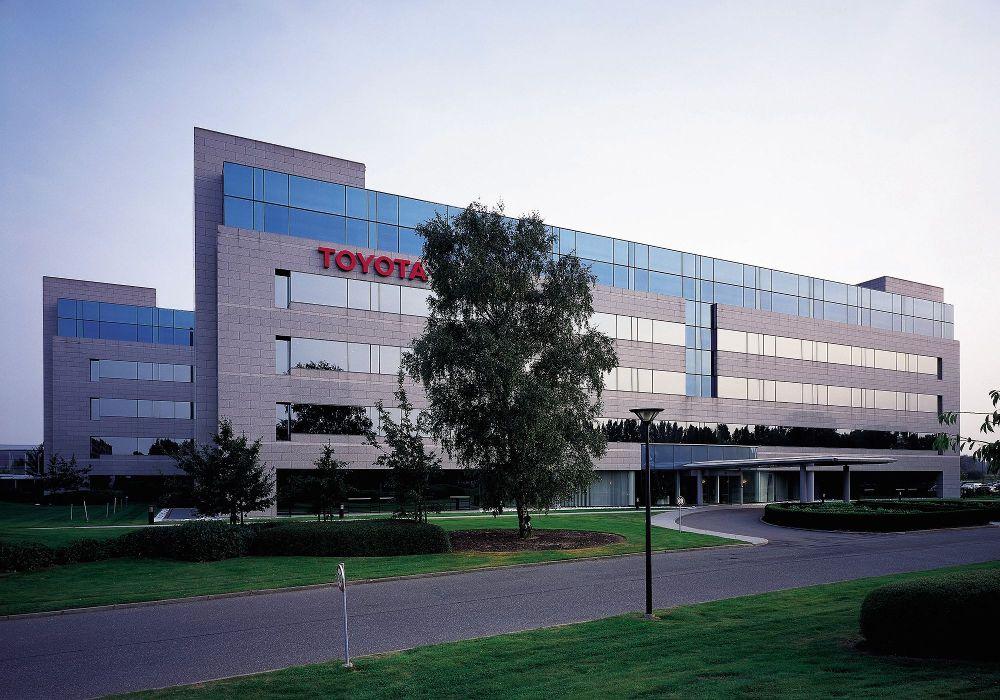 Sede Toyota Europe