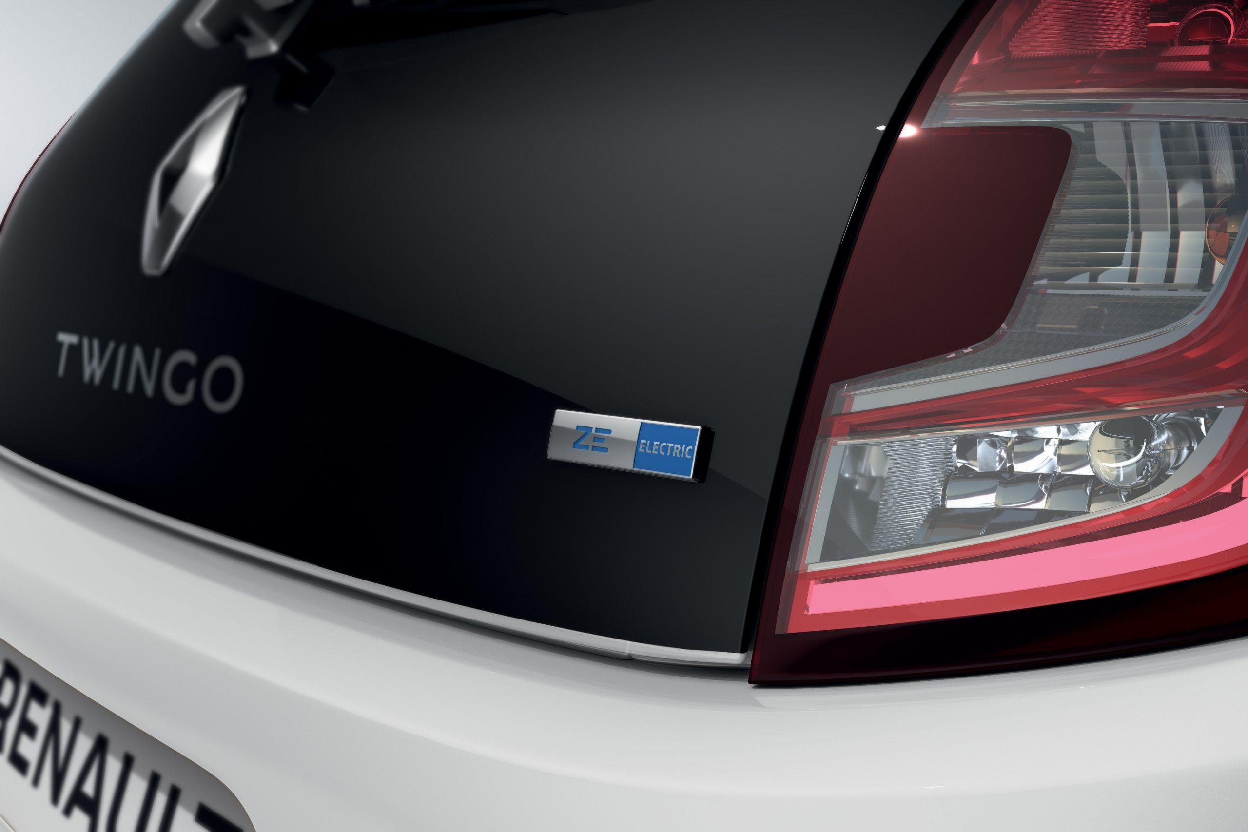 Renault Twingo Z.E. accende la sfida elettrica in città