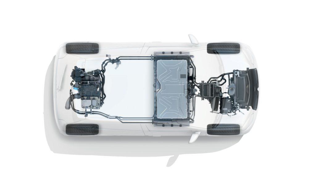 Renault tingo trasparenza da sopra