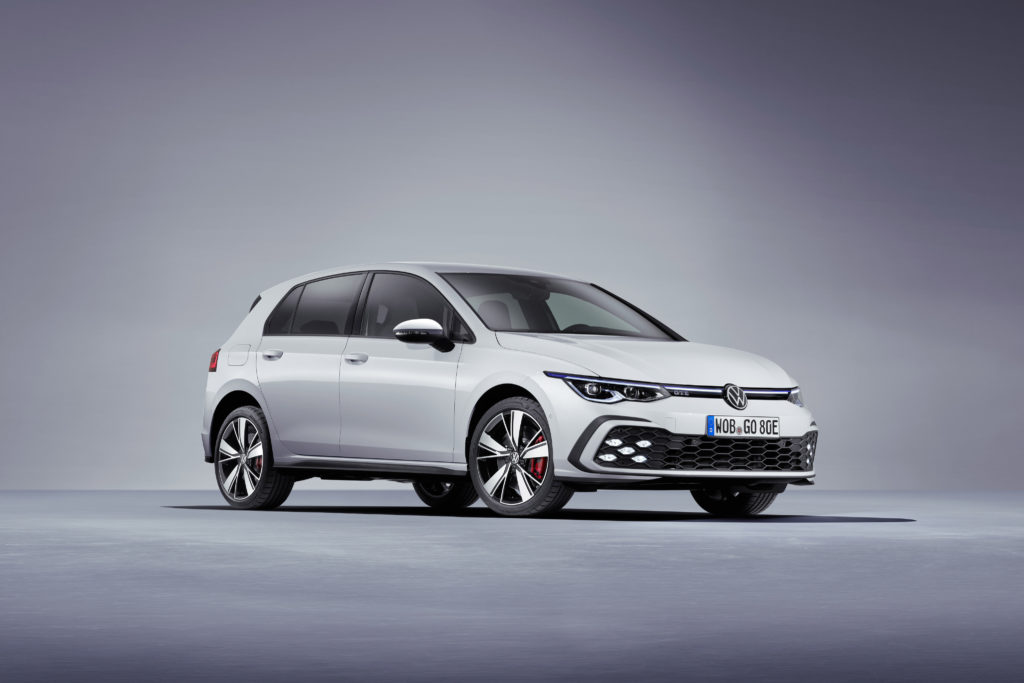 Golf Gte 2020 frontale
