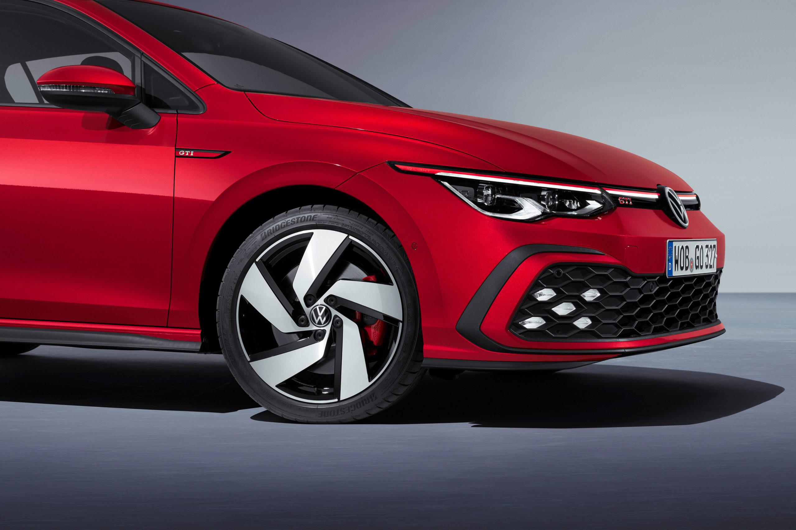 Volkswagen Golf Gte la plug-in hybrid sportiva