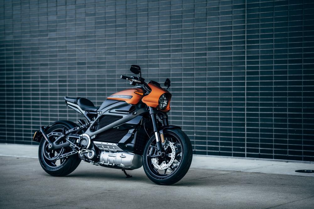 Harley Davidson elettrica