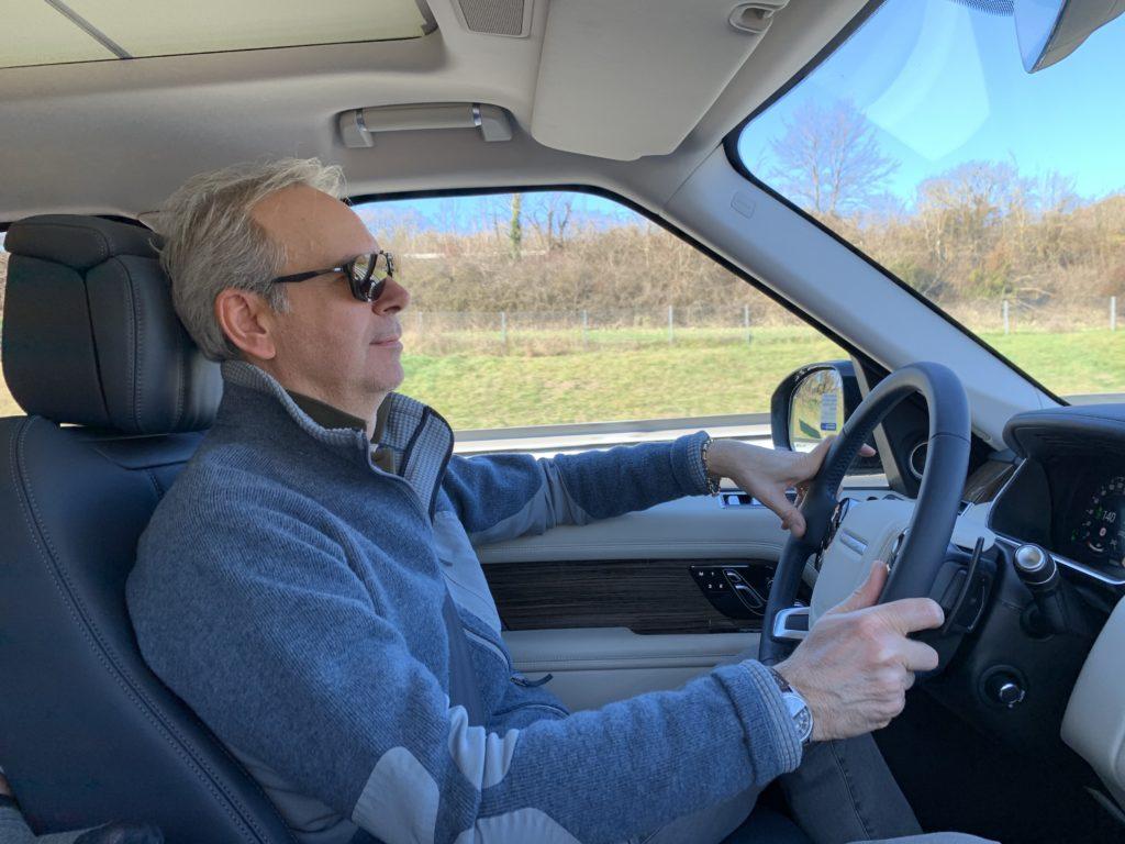 FO guida in autostrada