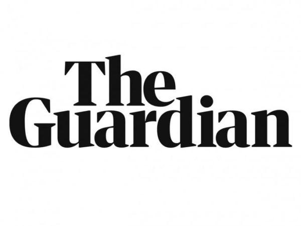 The Guardian testata