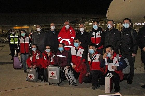 Asse Italia-Cina medici coronavirus